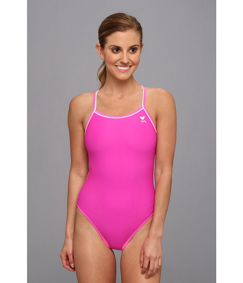 9b30125d41714 TYR Diamondfit. Great swimsuit for swimming lap in the pool ...