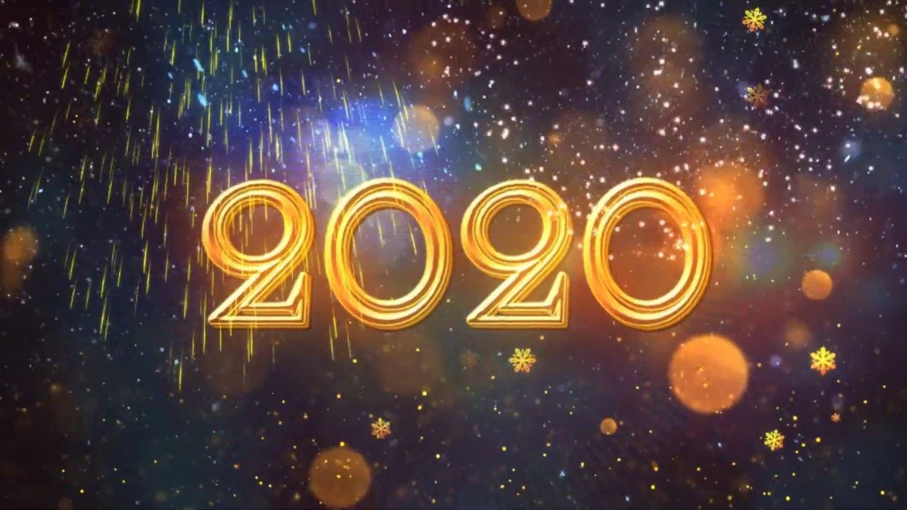 15 Best After Effects Templates For New Year Countdown 2020