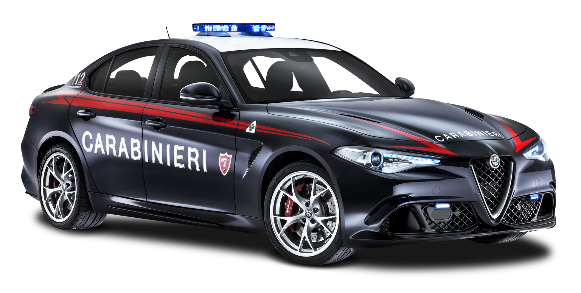 Alfa Romeo Police Car Png Image Alfa Romeo Police Cars Jaguar Sport