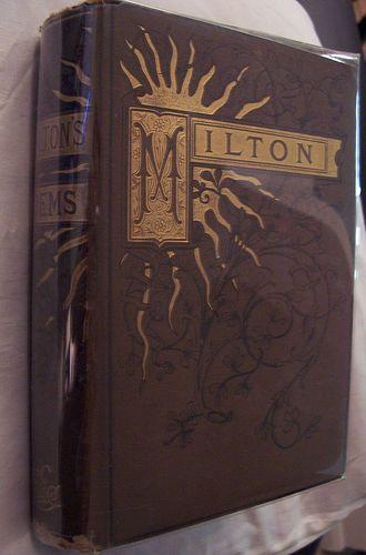 Milton 1884.....Paradise Lost...