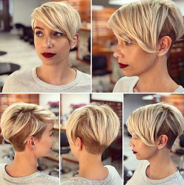 23 Trendy Ways to Wear Short Hair with Bangs | Sta