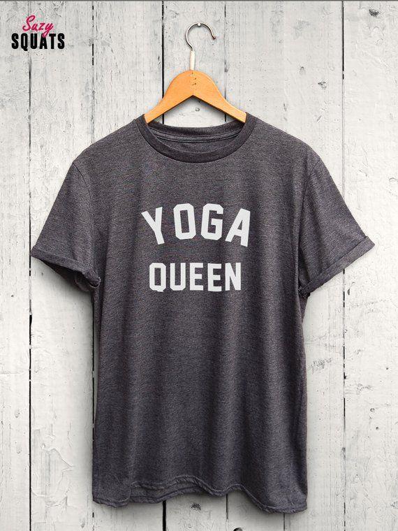 fc80cf74 Funny Yoga T Shirt - yoga tshirt, funny yoga top, funny yoga gifts, workout  tshirt, cute yoga t shir