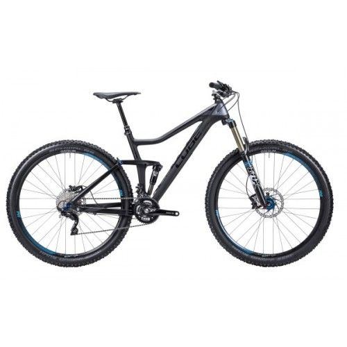 Cube Stereo 140 Hpc Pro 29 Mountain Bike 2015 With Images 29 Mountain Bike Bike Cube Mountain Bike