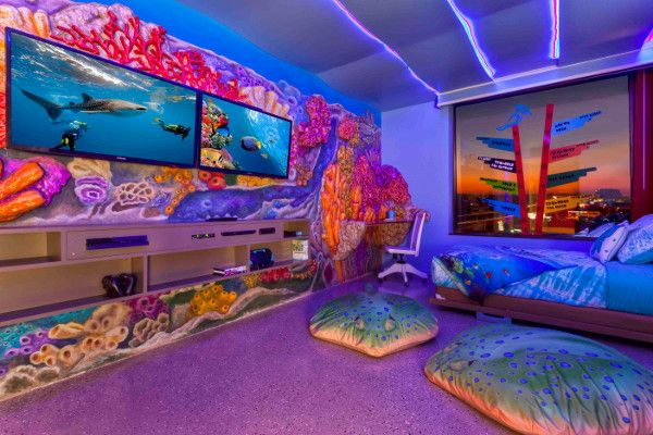 The Room That Glows Blue 15 Windows Up Omni San Antonio At The Colonnade Aquatica Kids Suite Jillbjarvis Com San Antonio Hotels San Antonio Vacation Best Family Resorts