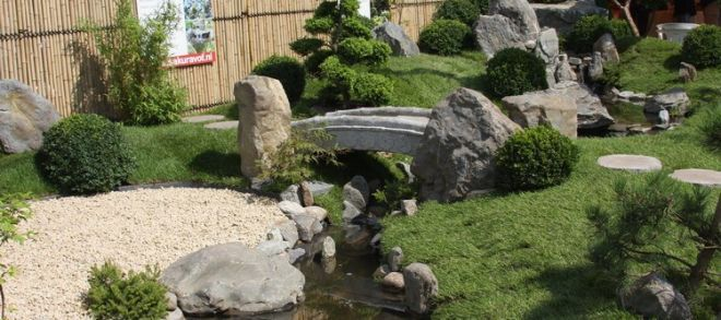 rsultat de recherche dimages pour crer un jardin japonais miniature - Creer Un Jardin Japonais Miniature