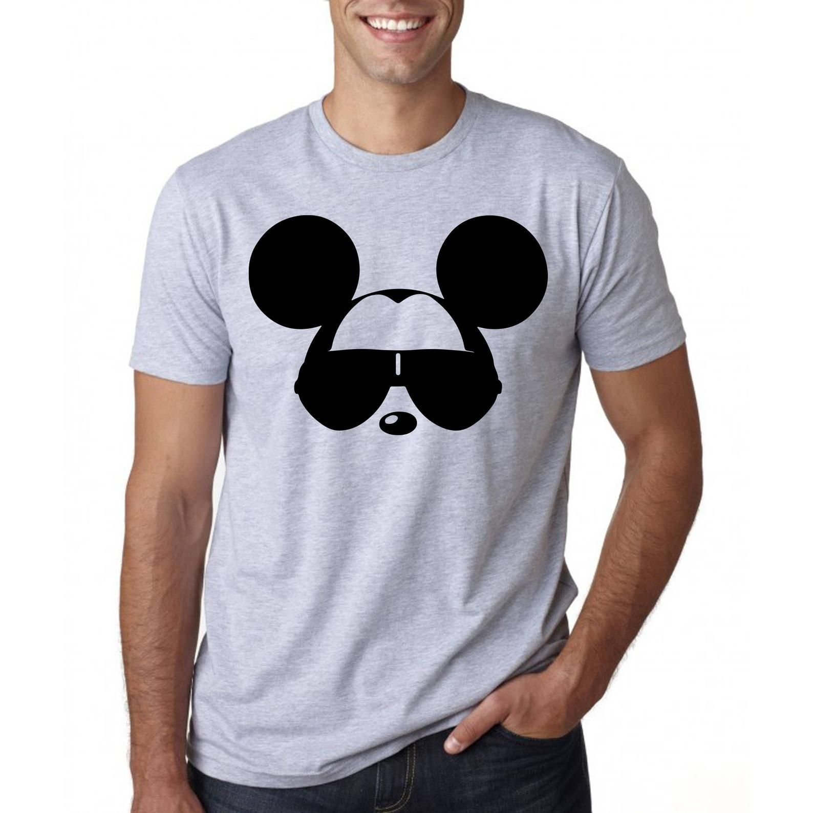 Mickey Halloween Shirt Mens