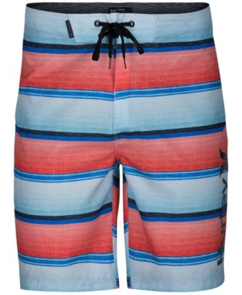2693a69d97 Hurley Men Baja Striped Board Shorts in 2019 | Products | Hurley ...