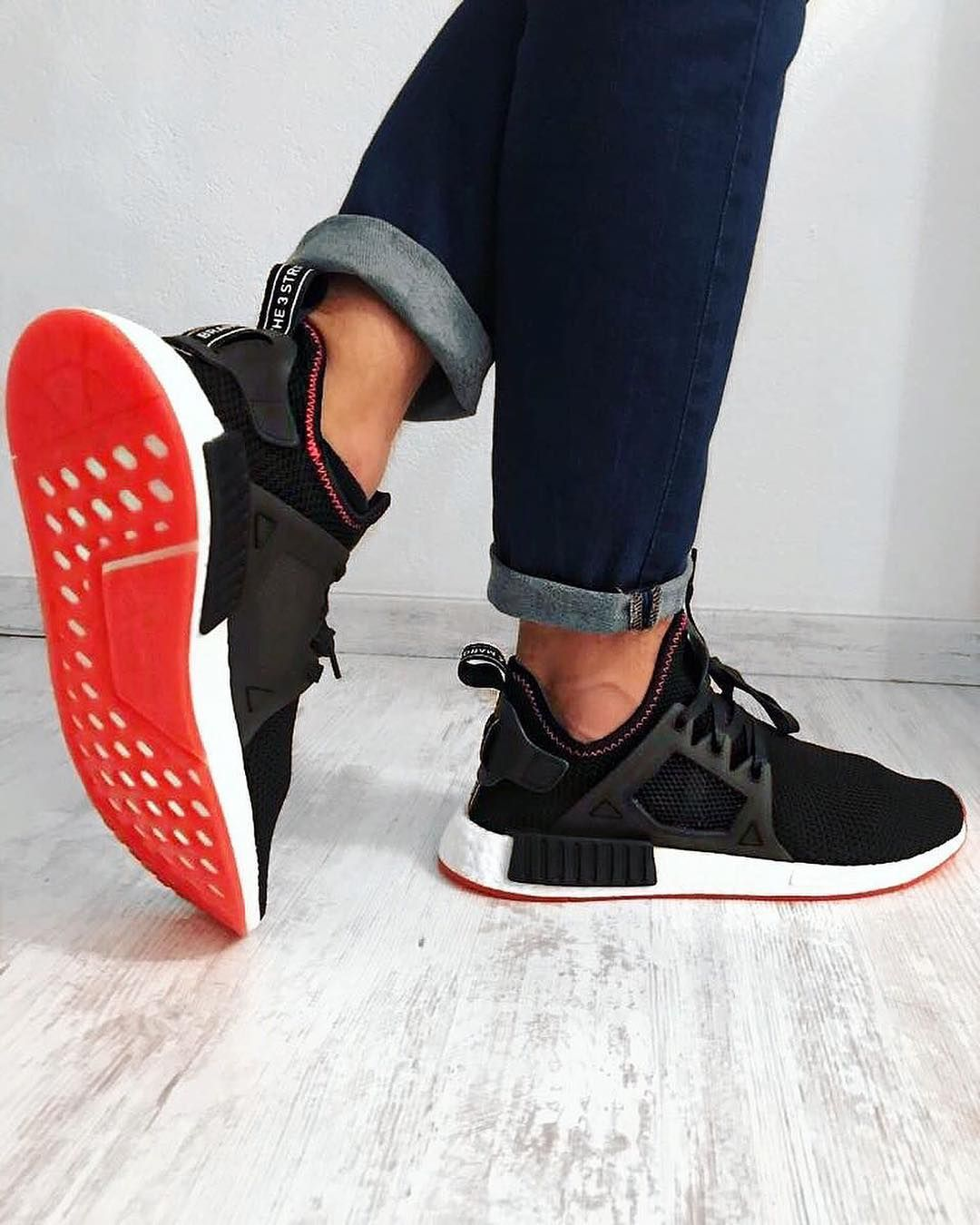 f8657d04b34 adidas Originals NMD XR1 Core Black
