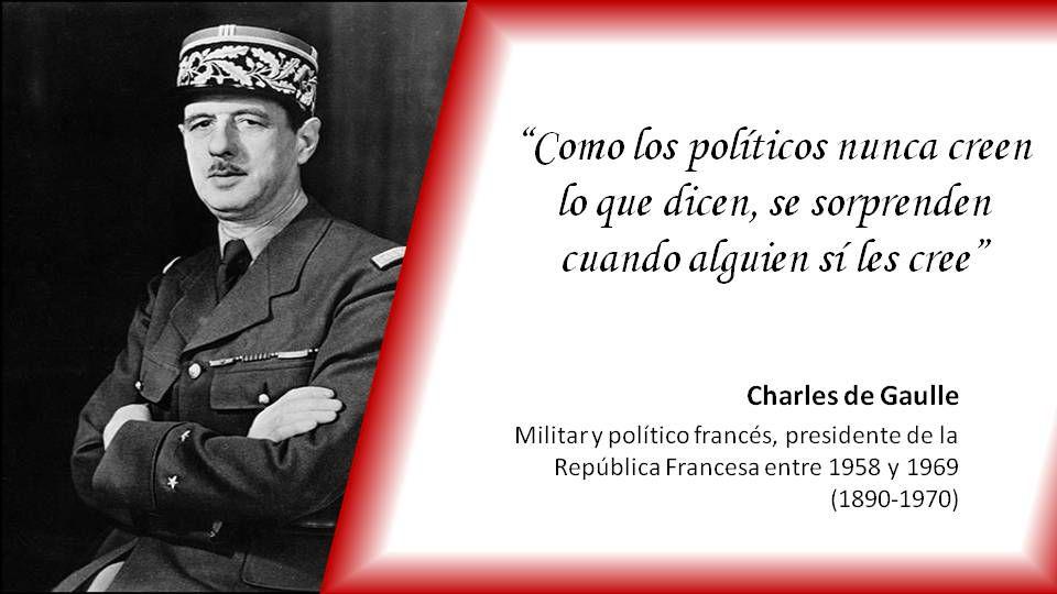El 9 De Noviembre De 1970 Falleció Charles De Gaulle