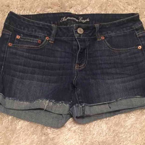American eagle shorts size 10! Size 10 American Eagle Outfitters Shorts Jean Shorts