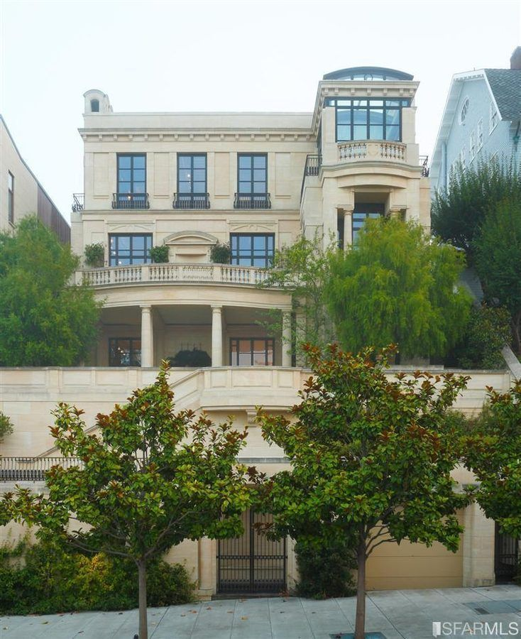 Billionaire's Row Features San Francisco's Most Expensive ...