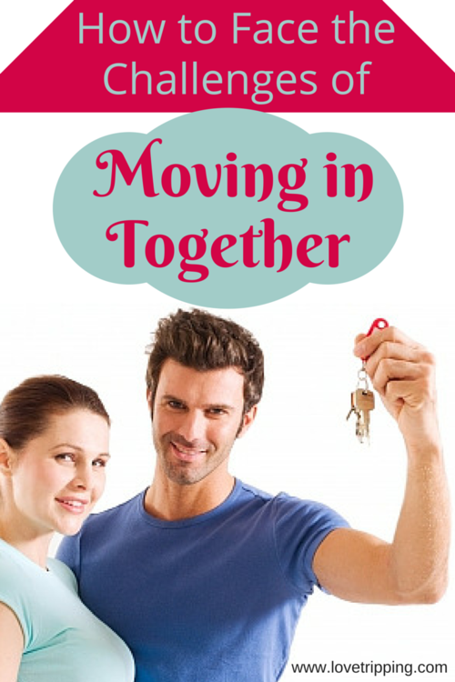 The Challenges of Moving in Together   Moving in together ...