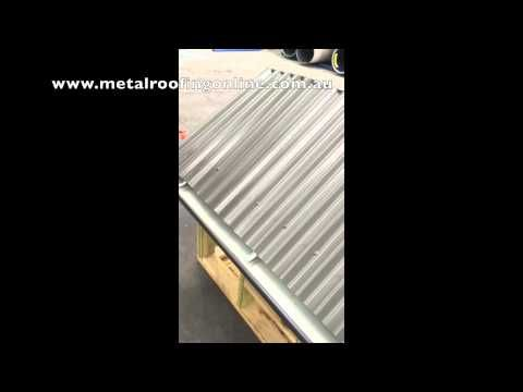 How To 12 X 50 Roofing Fasteners Corrugated Iron Colorbond Metal Roofing Online Metal Roof Roofing Corrugated