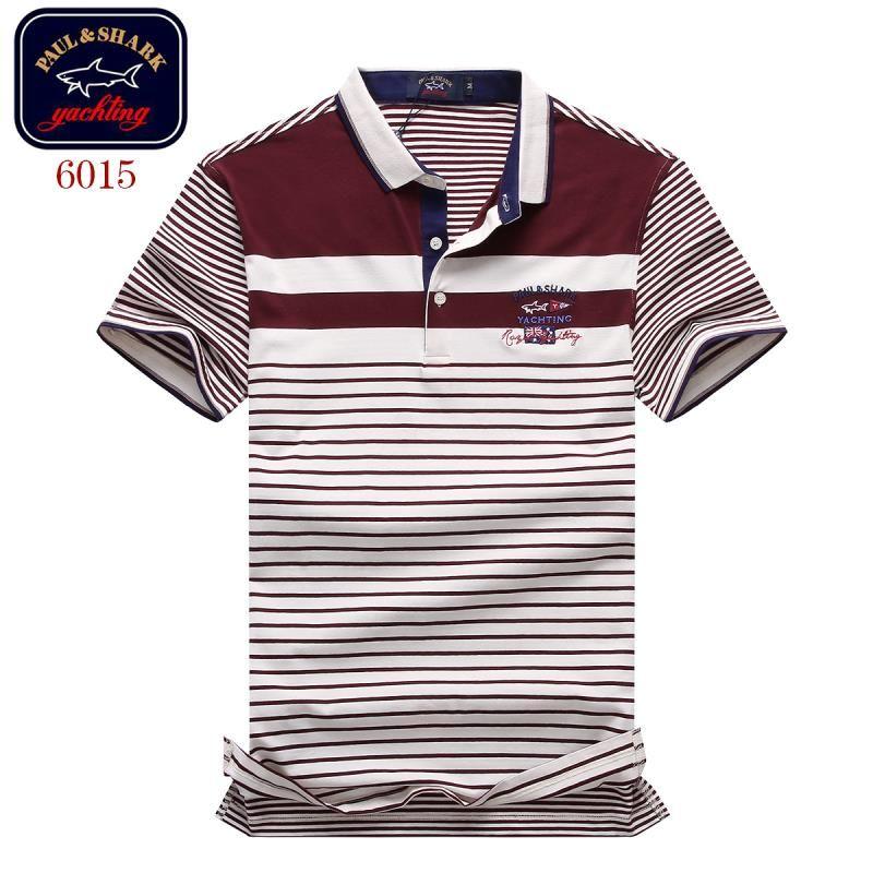 54cee2afb6c019 Paul&shark polos t-shirts, short sleeve 100% cotton tops, brand shop  #PAULSTSH-203