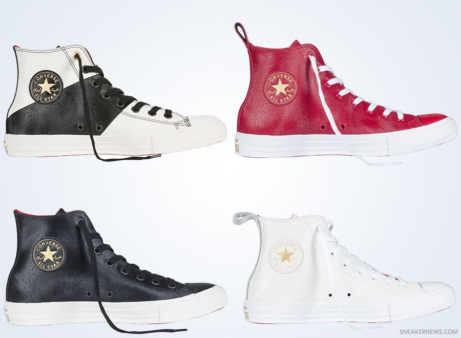 Converse Chinese New Year Collection Sneakernews Com Muzhskoj Stil Stil