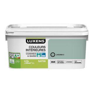 Peinture Couleurs Intérieures Luxens Lagon 5 2 5 L