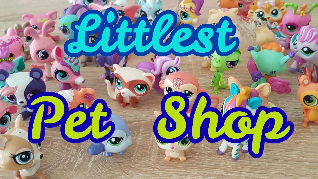 Моя Коллекция ЛПС. Littlest Pet Shop