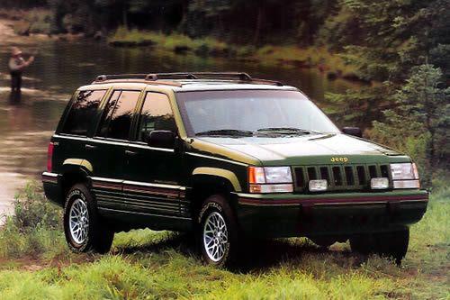 1997 Jeep Grand Cherokee Orvis Jeep Grand Cherokee Classic Car