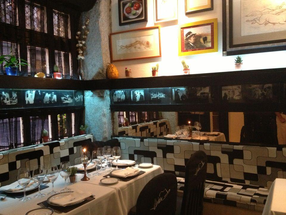 Madrid Michelin Restaurants - the Michelin Guide - ViaMichelin