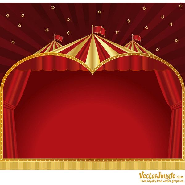 FREE VECTOR CARNIVAL CIRCUS TENT BACKGROUND Liked On Polyvore Featuring Backgrounds And Circus