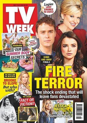 #TVWeek #magazines #covers #June #2016 #tv #guide #