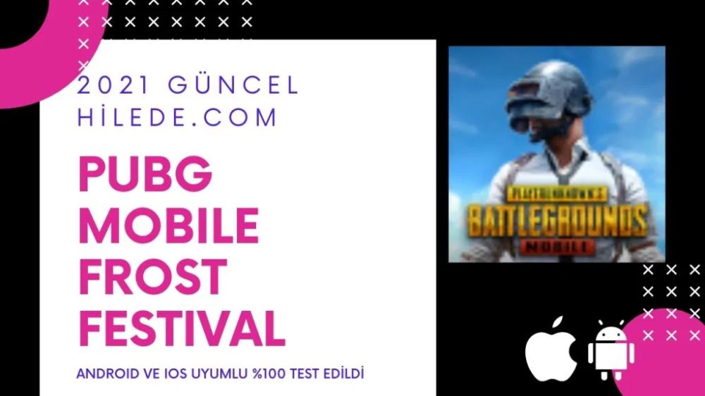 Pubg Mobile Hile 2021 Pubg Mobile Frost Festival Hile Bedava Uc Kanitli Yontem 2021 Yeni Oyun Hileleri 2021 2020 Hile Festivaller Ios