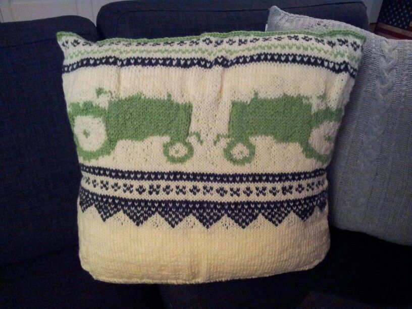 Moods of Norway inspired pillow