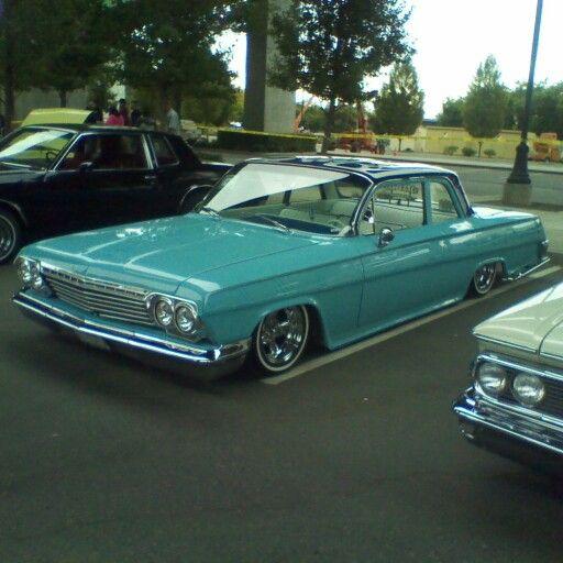 Jay Walding S 62 Biscayne 1962 Chevy Impala Custom Cars Paint Old School Cars
