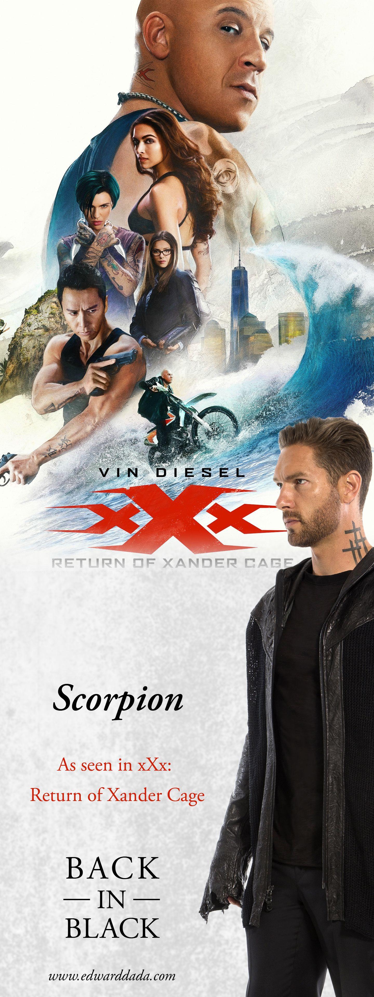 Xxx the movie the rokc
