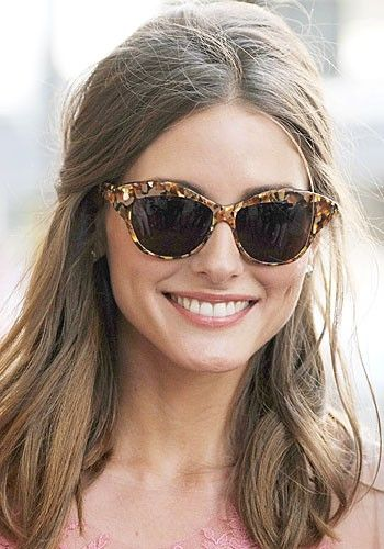 Admirable Image Result For Olivia Palermo Cateye Sunglasses Hairstyles Short Hairstyles Gunalazisus