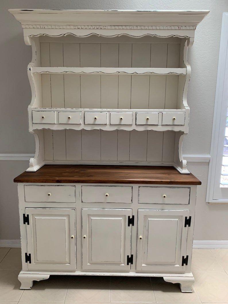 18+ Farmhouse hutch cabinet best