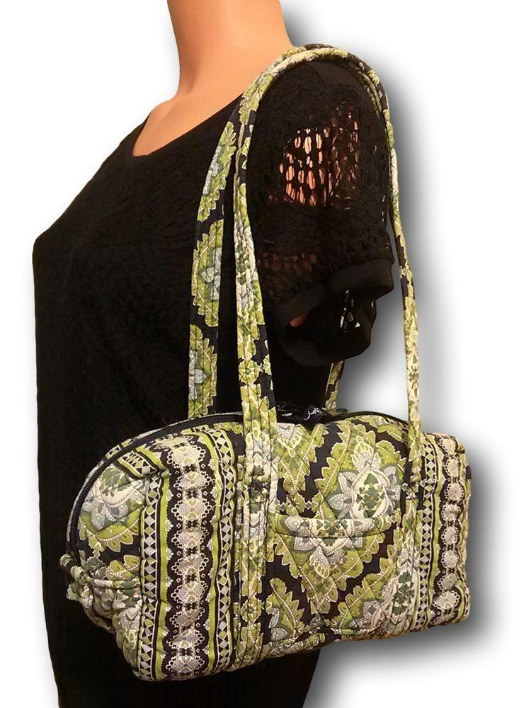 b41cfa85a8fa Vera Bradley Purse   Shoulder Bag in retired Cambridge print (Green ...