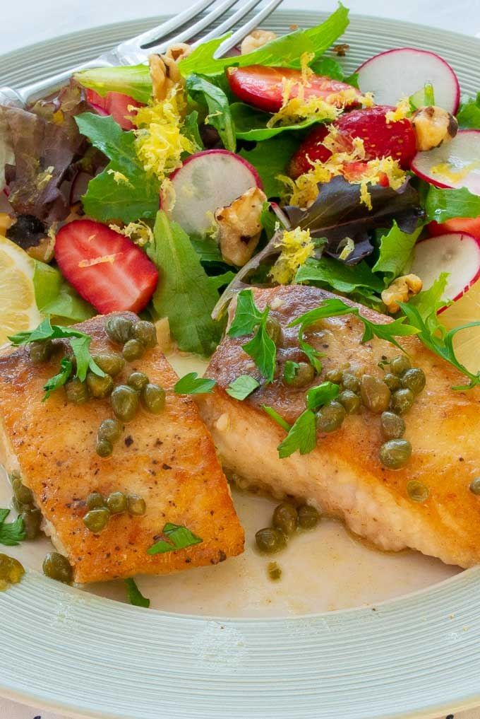 mahi mahi fish piccata  recipe with images  fish