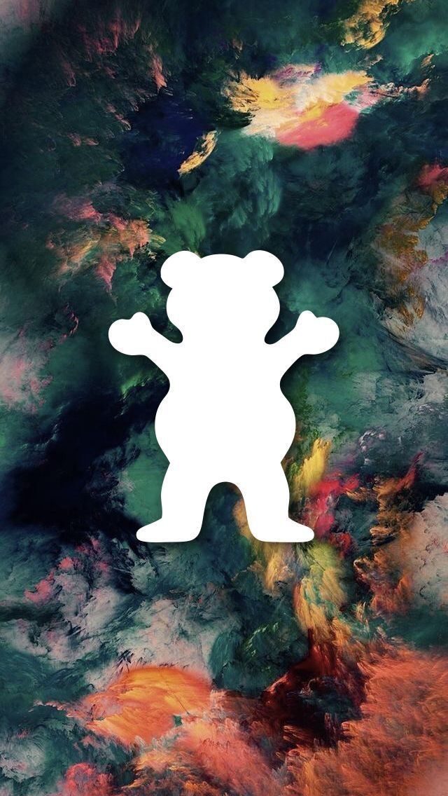 Grizzly Griptape Wallpaper XISTmade