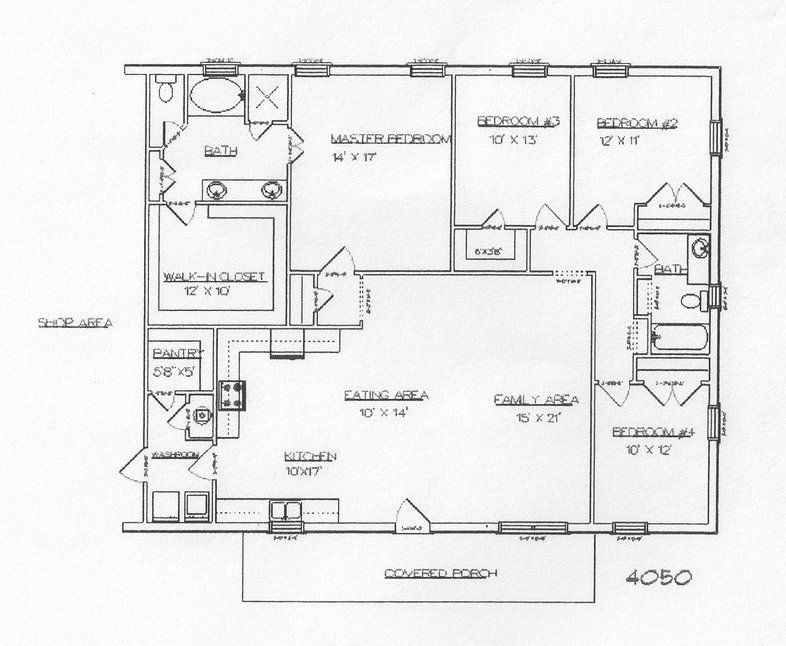 rau builders | texas barndominiums and metal buildings | house plans