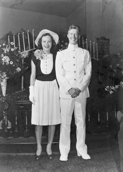 US National Archives Happy 69th anniversary to Mr. and Mrs. Carter! The former President and First Lady married on July 7, 1946. Jimmy Carter was 21, and Eleanor Rosalynn Smith was 18.