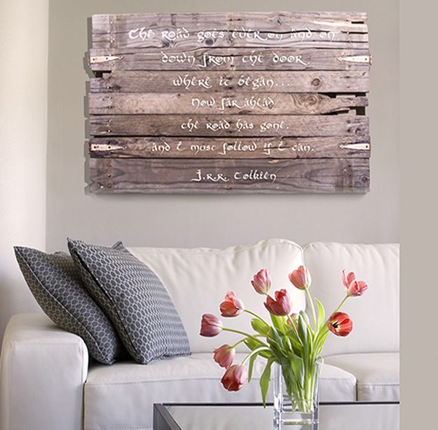 Rustic DIY Inspiration Wall Art Quotes | Cool And Cheap Wall Art Ideas,  Check It