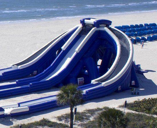 Photo Of High Tide Slide St Pete Beach Pinterest Beach