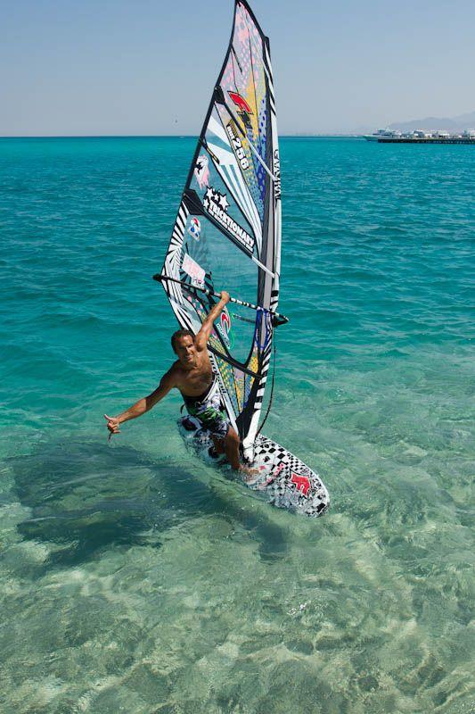 Abu Soma - TRICKADEMY windsurfing Event in Egypt