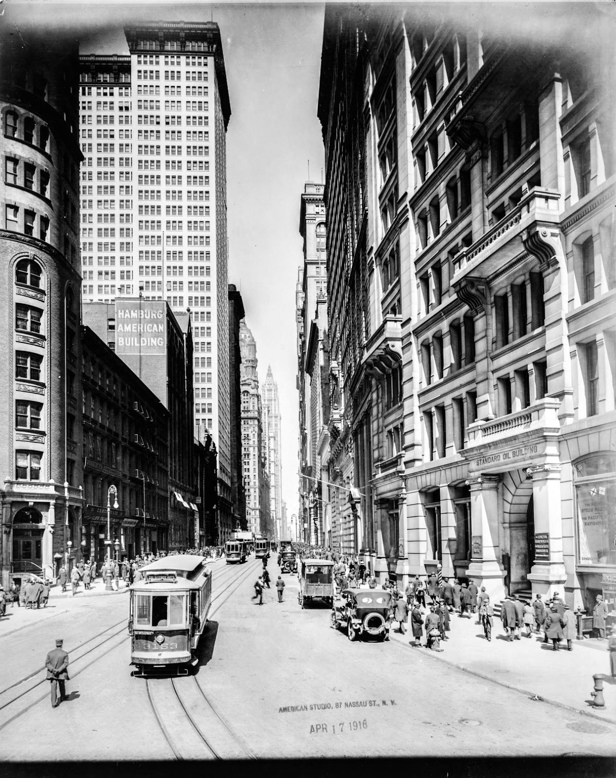 30 Fascinating Vintage Photographs of New York City in the 1910s ...