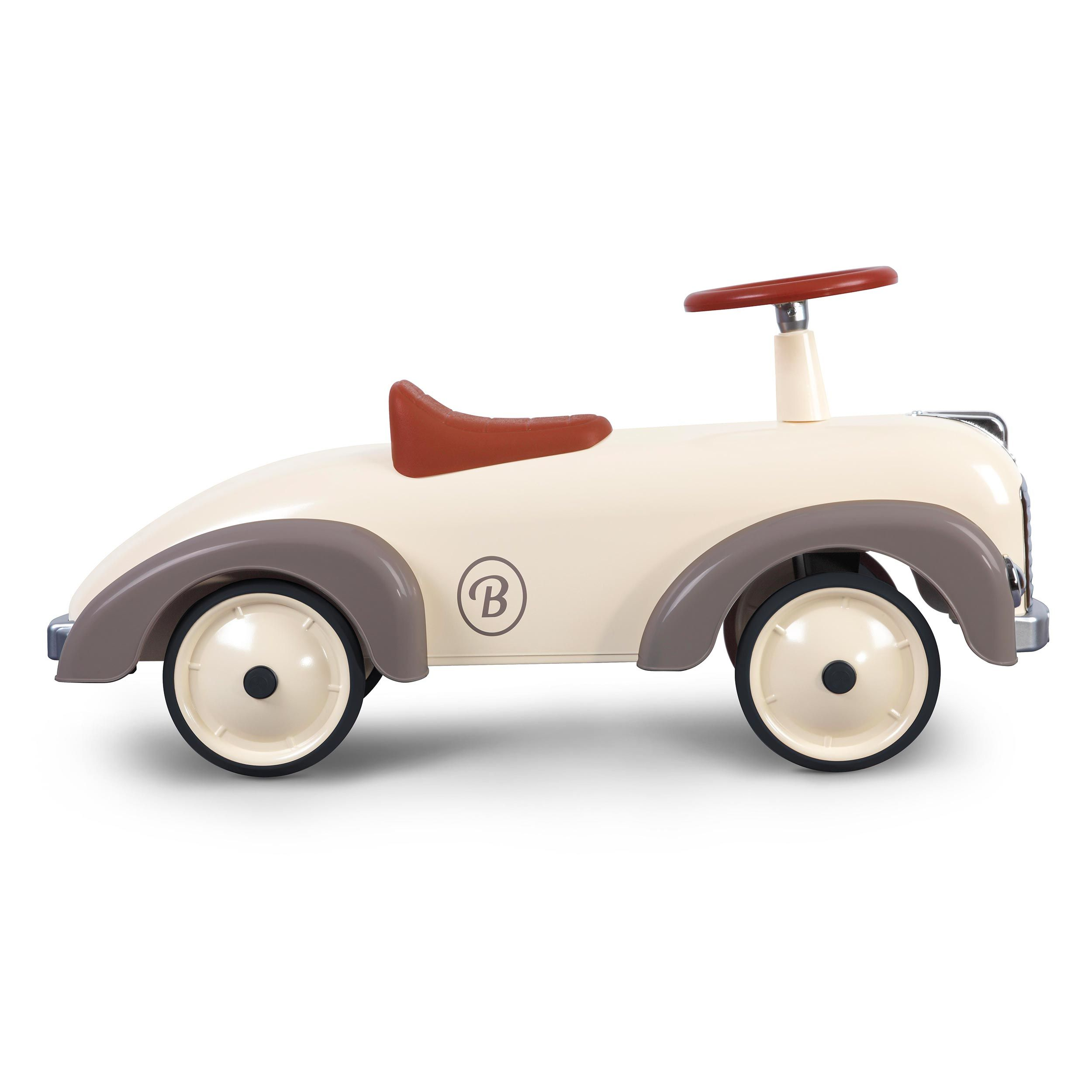 Baghera Speedster Silk Grey Baghera Ride On Cars The Toy Centre Uk Toy Car Ride On Toys Ride Ons