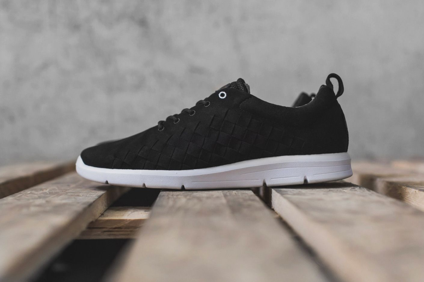 Vans OTW Tesella Black/White. | For The Feet | Pinterest | Shoes ...