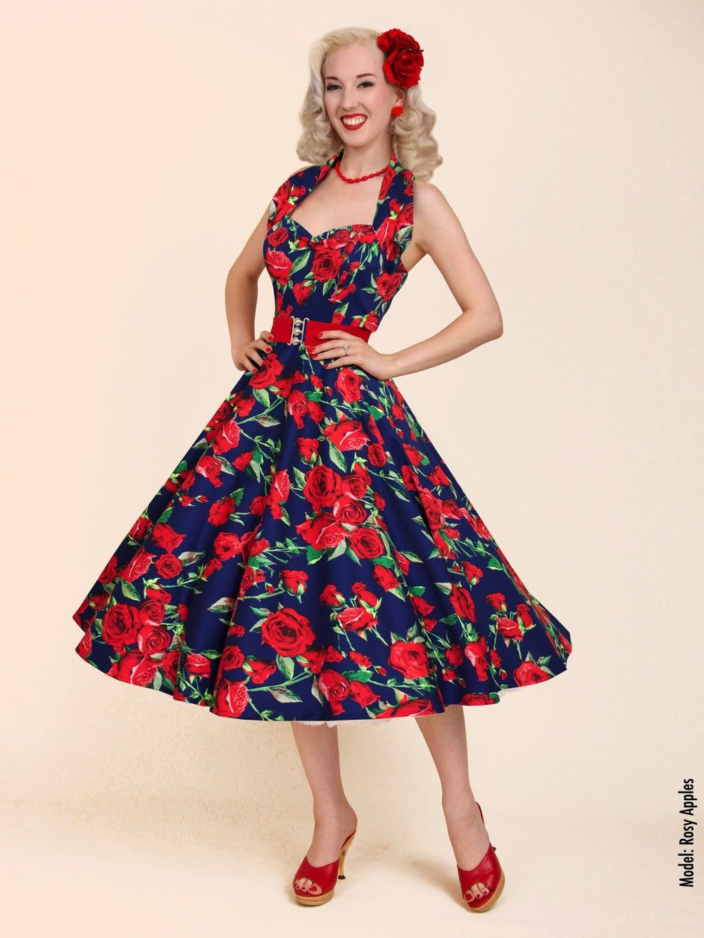 Holloway 1950s dresses cheap