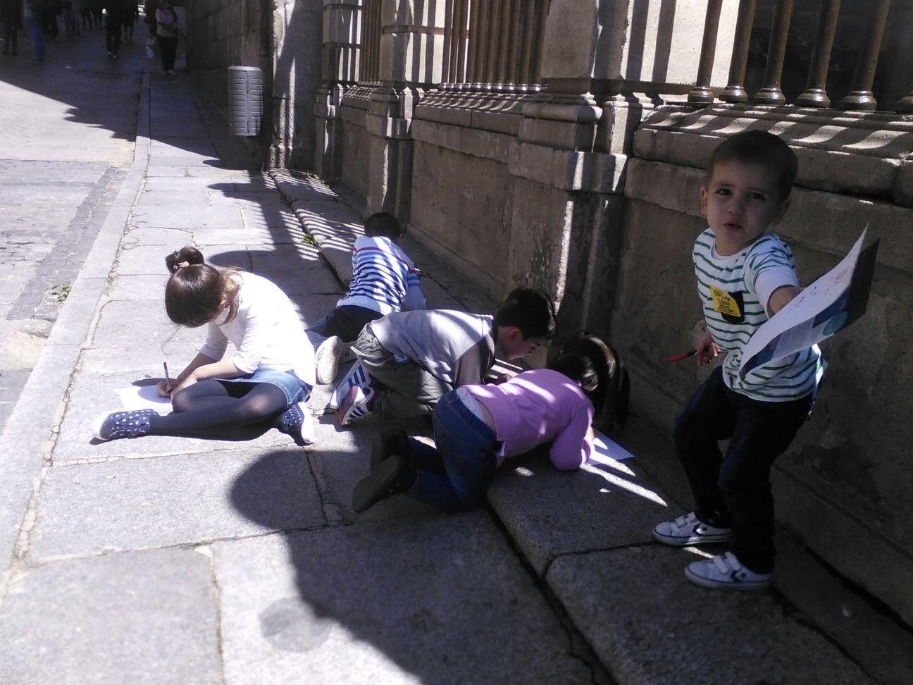 Rutas Infantiles por Toledo