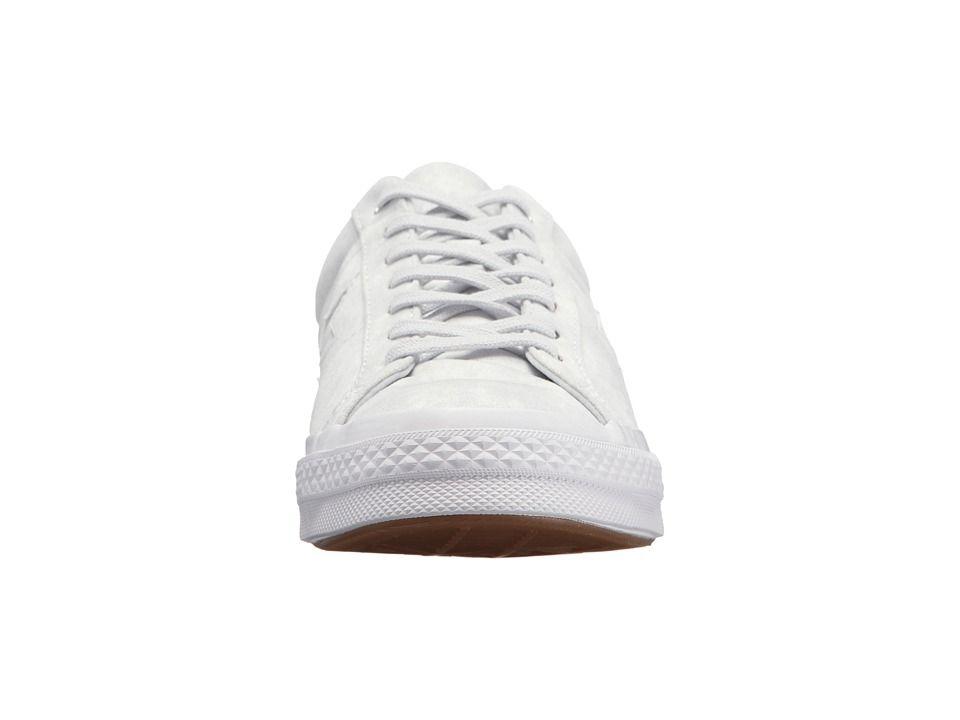 11e49d83a5f3 Converse One Star(r) Peached Wash Ox Women s Classic Shoes Pure Platinum Pure  Platinum