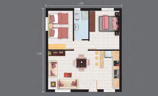Planos De Casas De Drywall Casas Pinterest Asd Tiny