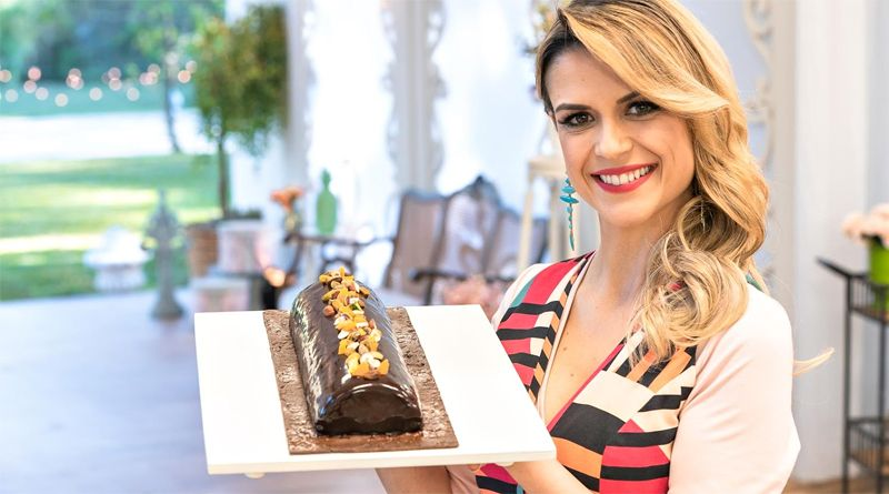 Receita Torta Supreme Com Imagens Receitas Supreme Gastronomia