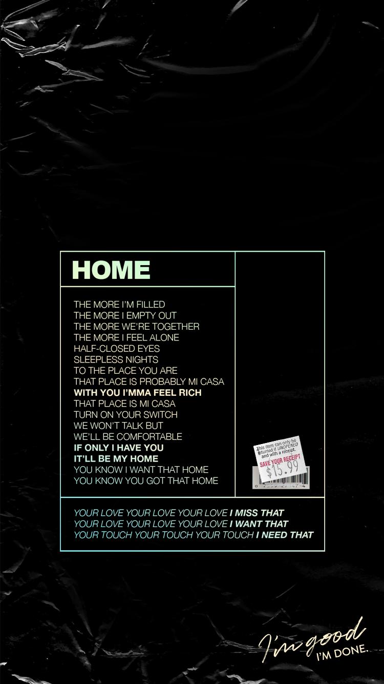 home bts map of the soul persona lyric lockscreens phone