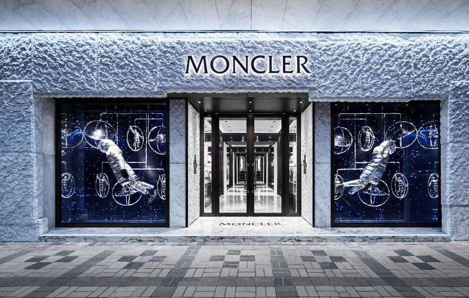 Moncler unveiled one of its most important milestones in
