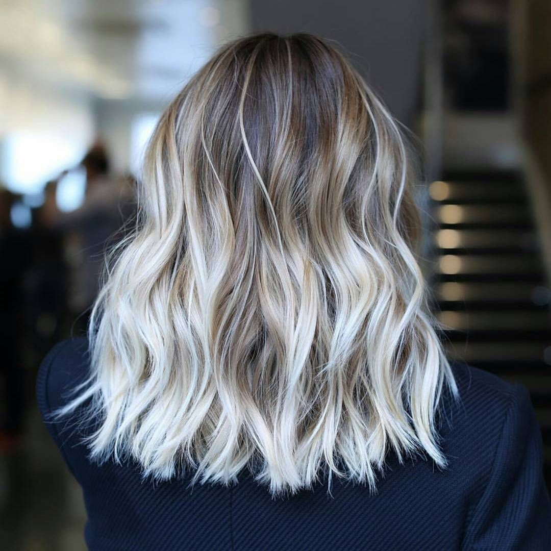 Eninad42 On Instagram Perfection By Anhcotran On Peut Etre Fan D Un Coiffeur Moi J Adore Inspiration Hairstyle Ins Coiffure Blonde Cheveux Coiffure